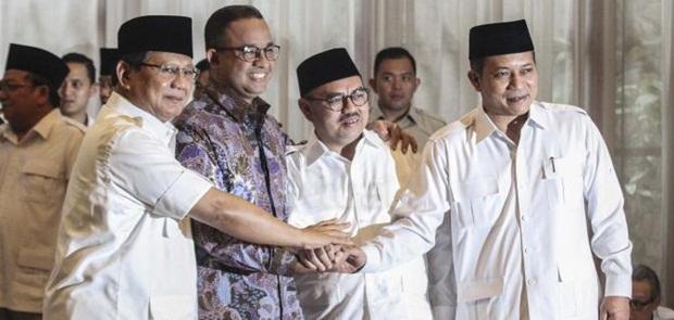Resmi, Gerindra Usung Sudirman Said di Pilkada Jateng 2018