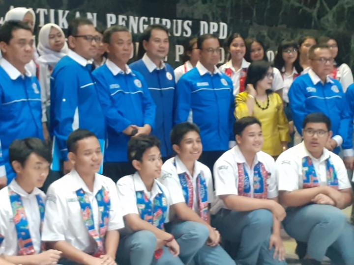 Korp Alumni KNPI DKI Diharapkan Mampu Cetak Pemimpin Handal