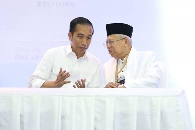 KPU Tetapkan Jokowi-Ma'ruf Sebagai Presiden dan Wapres Terpilih Pilpres 2019