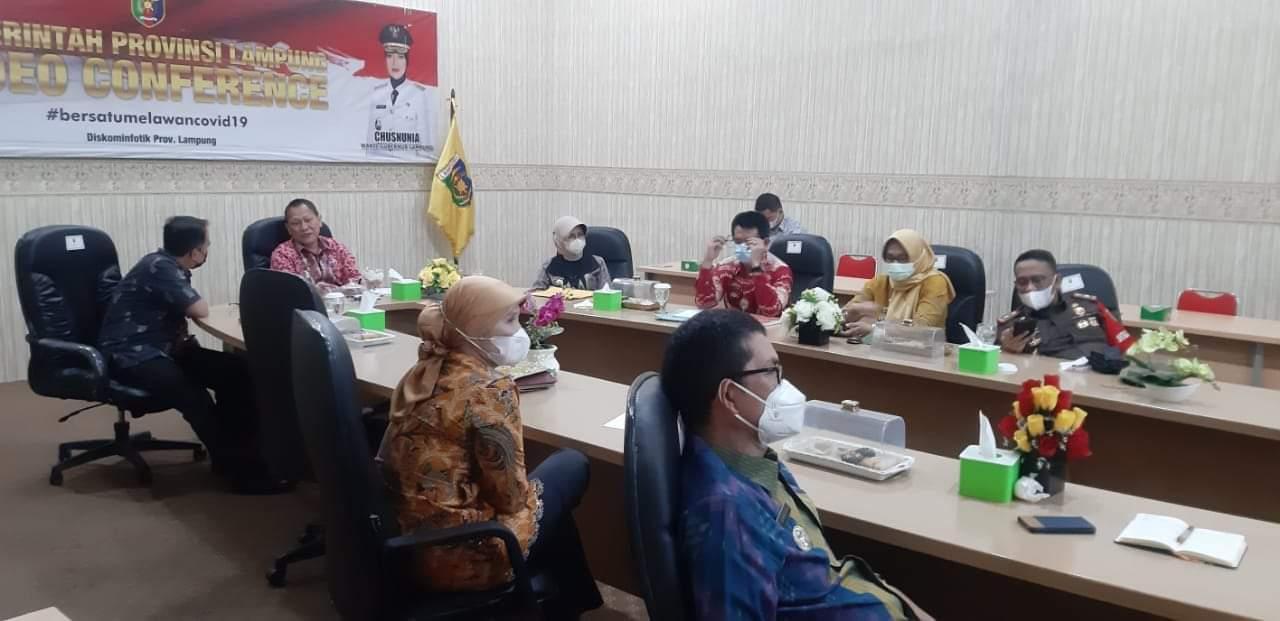 Gubernur Arinal: Diperlukan Pondasi Yang Kuat Untuk Mewujudkan Kabupaten Way Kanan Sebagai Kabupaten Terbaik