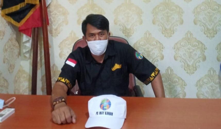 Juli Haryanto PD IWO Akan Bersikap Tegas Terhadap Anggota Tak Disiplin