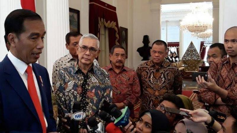 Jokowi Siapkan 60 Jabatan Bintang Untuk Perwira Tinggi TNI