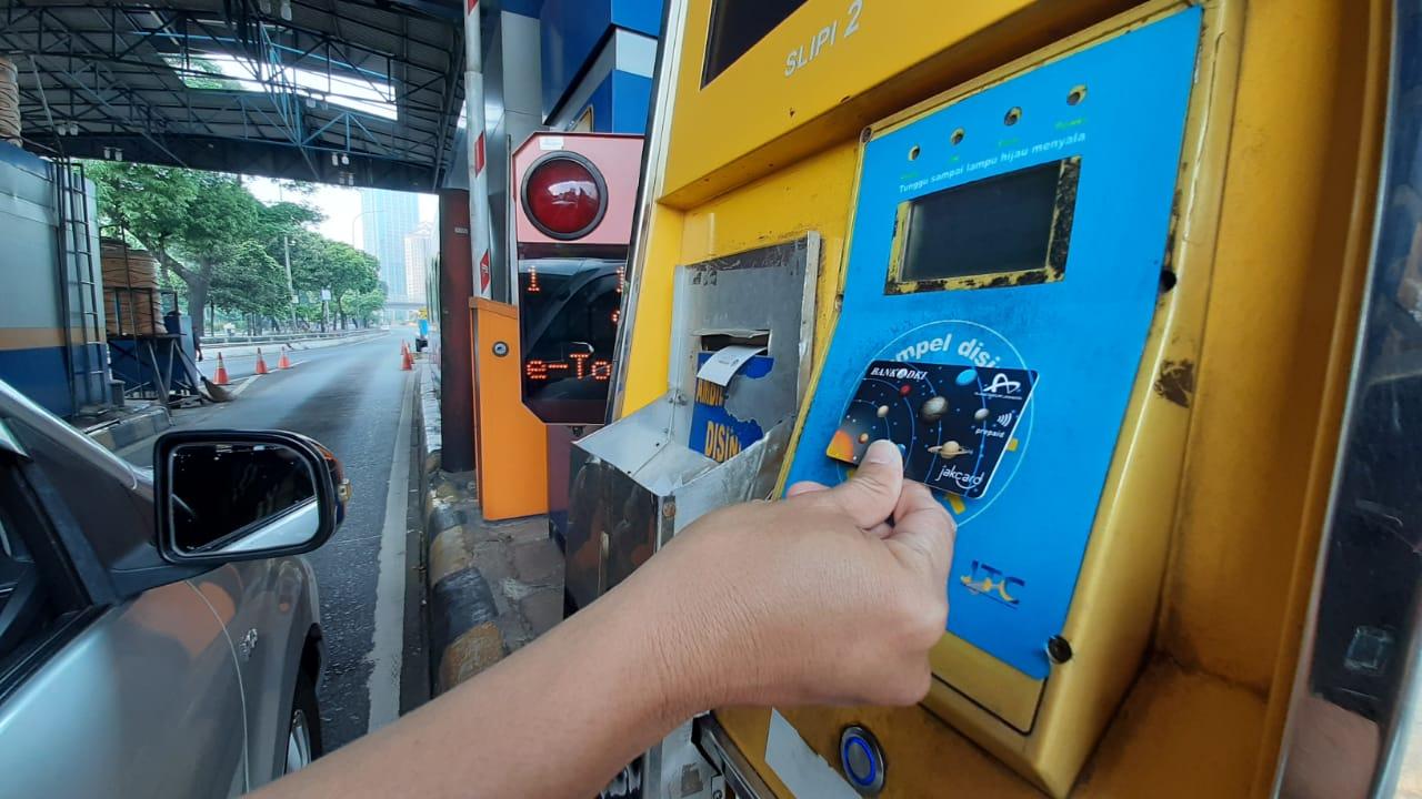 JakCard Bank DKI Bisa Digunakan di Gerbang Tol Jagorawi dan Tol Dalam Kota