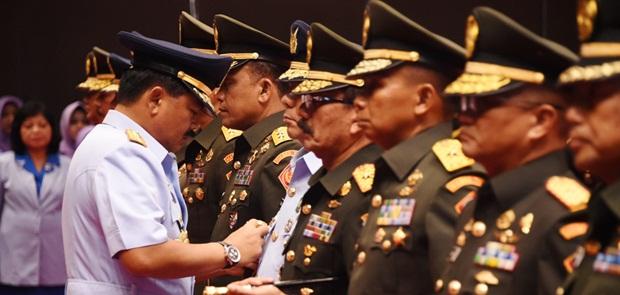Panglima TNI Wujudkan Manajemen Transparan dan Akuntabel