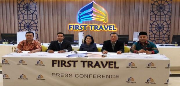 First Travel Bantah Menelantarkan Jamaah