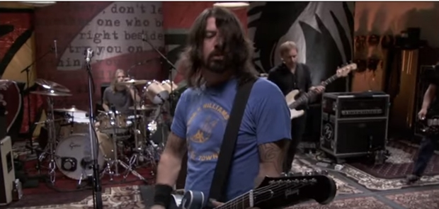 The Foo Fighters Akan Konser di Singapura