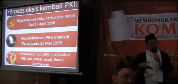Kasus PKI, Dosen Universitas Uhamka di Laporkan Ke Polisi