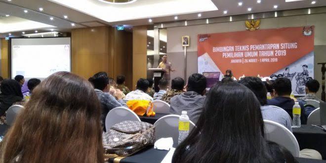 Hasil Pleno KPU, Ini Nama-nama Caleg DPRD DKI Periode 2019-2024