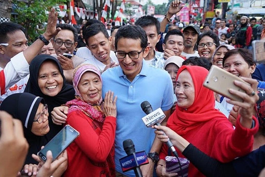 PDIP Tuding Prabowo-Sandi Manfaatkan Emak-emak, Ini Jawaban Partai Pengusung