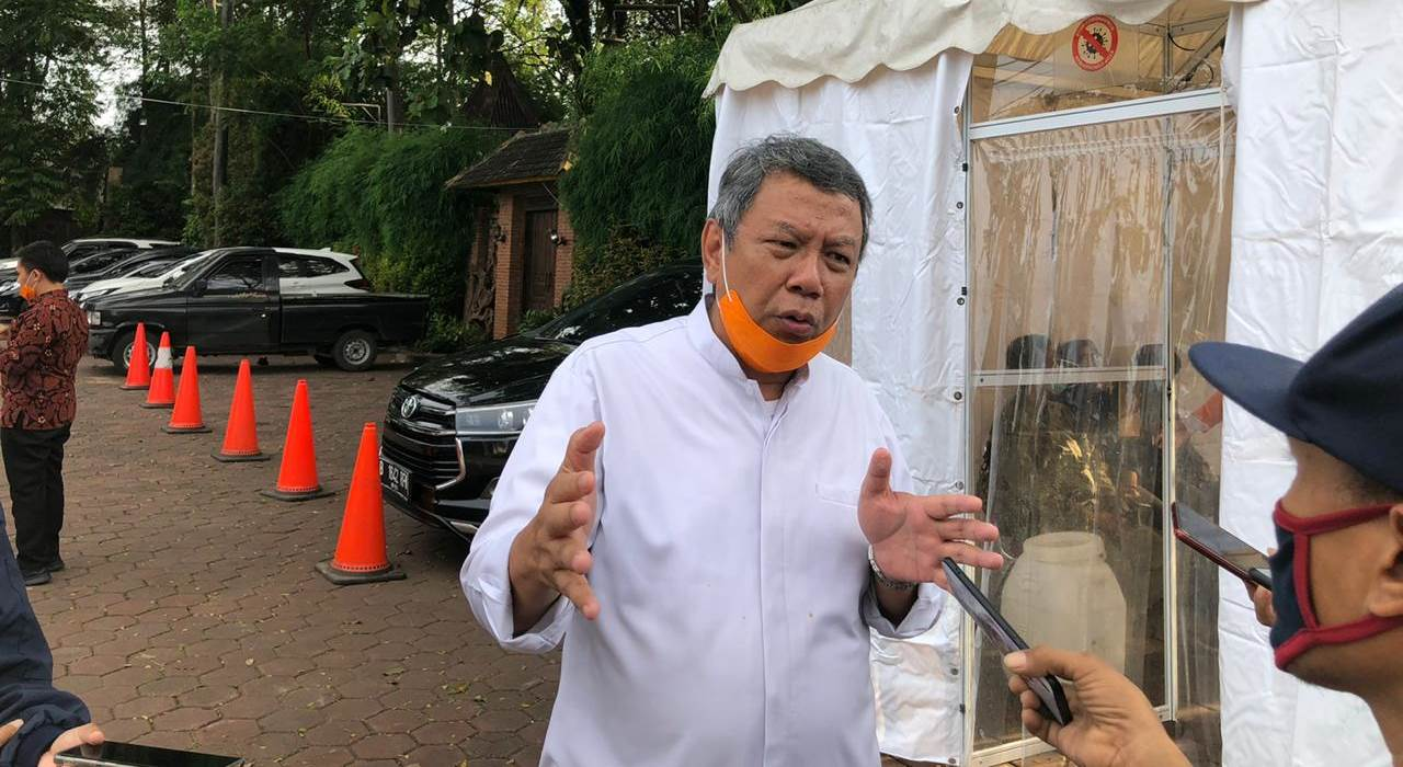 Jubir Gugus Covid-19 Tangsel Sakit, Wakil Walikota: Ke Saya Aja