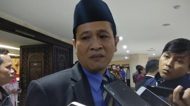 Soal Silaturahmi Cawagub PKS, PPP : Selesaikan Dulu di Internal Partai Pengusung
