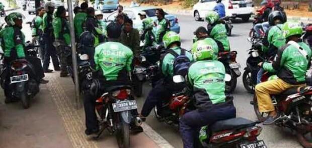 Besok, Ribuan Pengemudi Ojol Gelar Aksi Simpatik di  Sepanjang Jalan MH Thamrin
