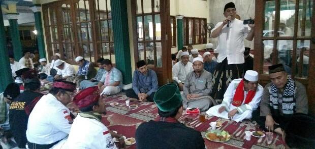 Tiap Hari Sediakan Menu Berbuka Puasa, Masjid As Sa'adah Hidangkan Nasi Kebuli