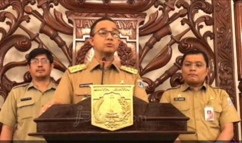 Tata Pemerintahan DKI Amburadul, Anies Dalam Masalah Serius