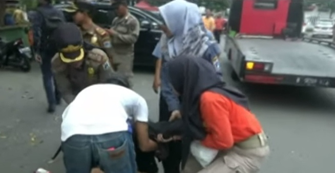Ditipu Cari Kerja di Jakarta, 28 PMKS Asal Jawa Barat dipulangkan