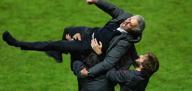 United Perpanjang Kontrak Jose Mourinho Hingga 2020