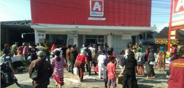 Soal Isu Penjarahan di Palu, Aprindo Sesalkan Keputusan Mendagri
