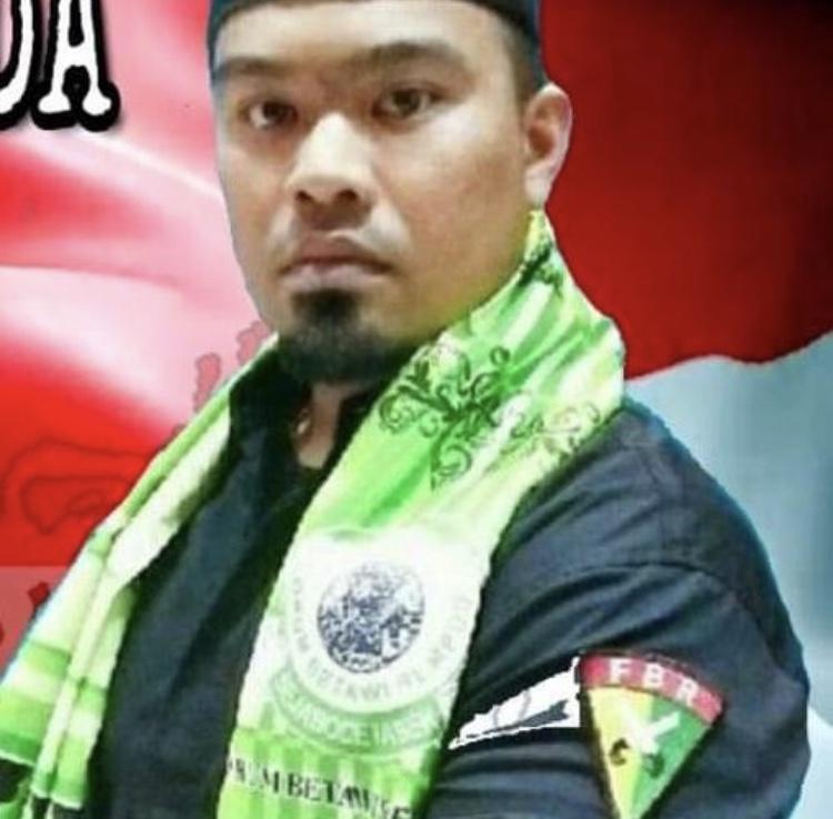 Panglima FBR Tangsel Tuding Oknum yang Aniaya Jurnalis, 'Penumpang Gelap'
