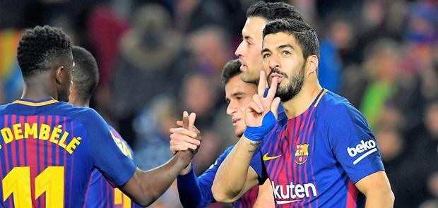 Tundukkan Girona 6-1, Barcelona Makin Sulit Dikejar