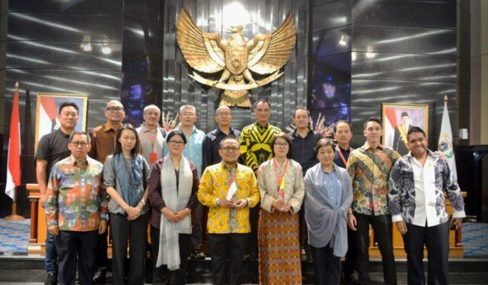 Tertarik Pelajari Masyarakat Sipil di Indonesia, Delegasi Bhutan Kunjungi DPRD DKI