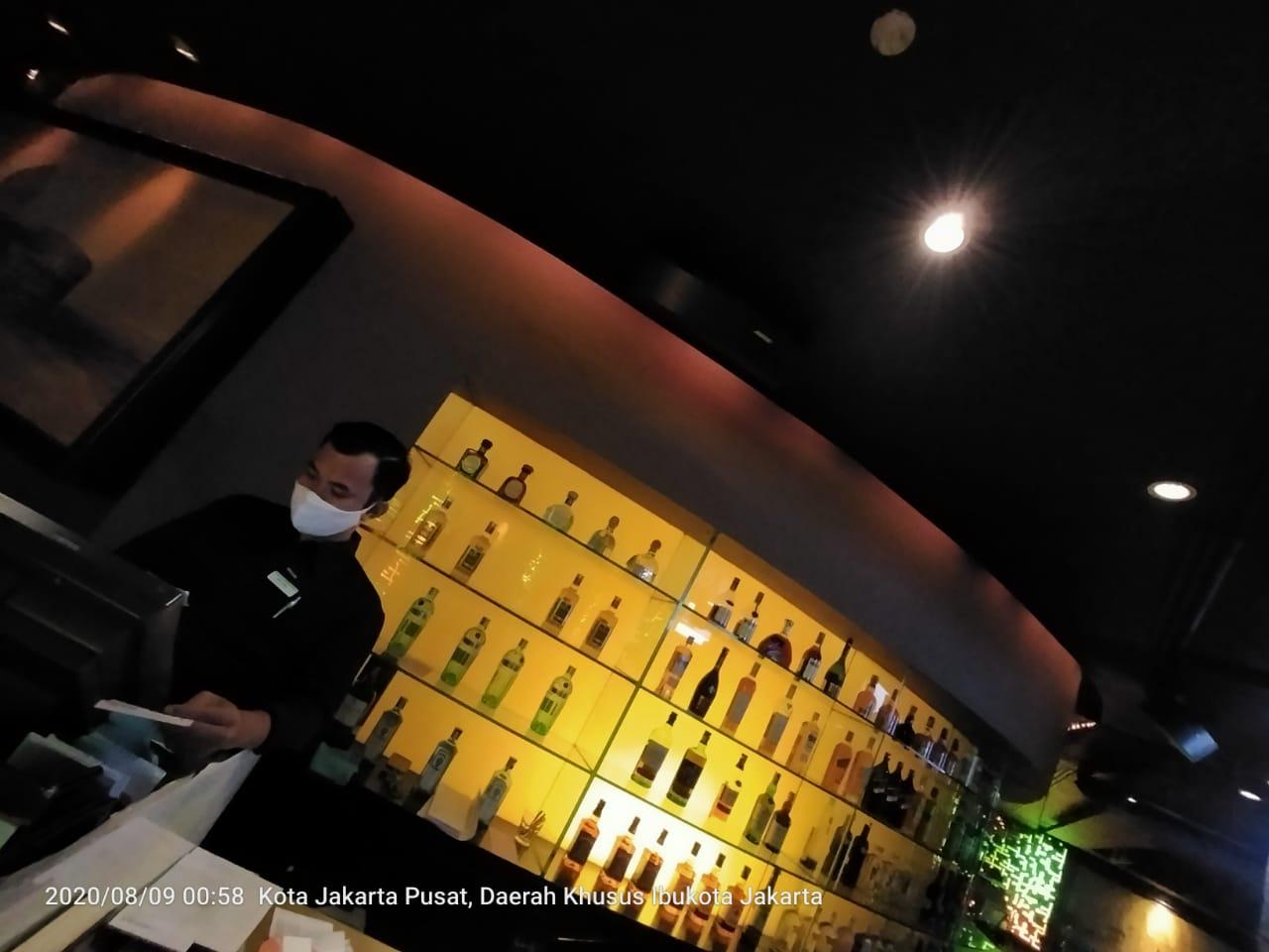 Manajemen Hotel Shangri-La Penuhi Rekomendasi Disparekraf, Tutup B.A.T.S Sport Bar