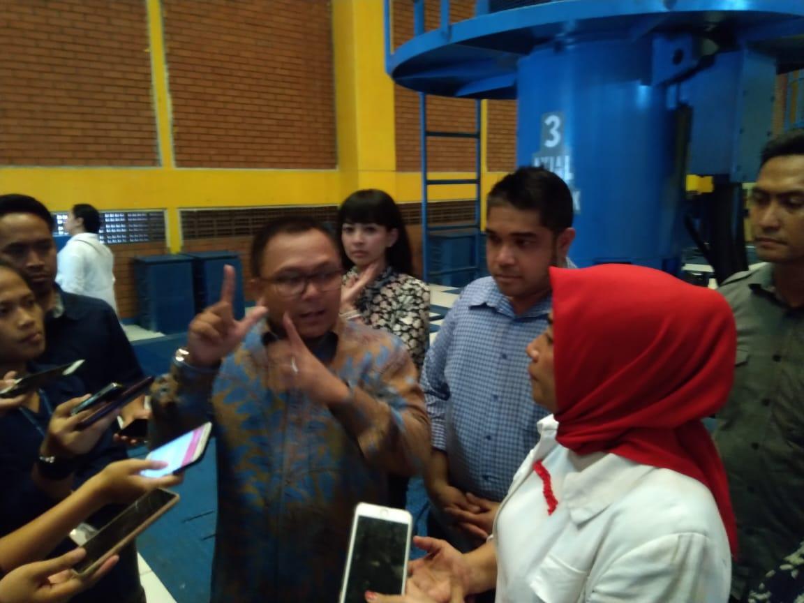 Sidak Lima Rumah Pompa, Anggota DPRD DKI Lintas Fraksi Cek Kondisi Pompa dan Kesiapan Petugas