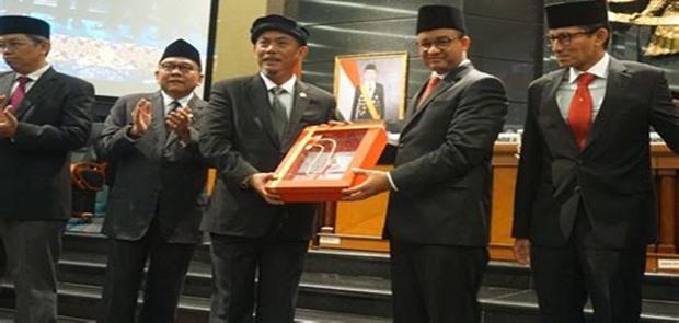Ada Politisasi Ketua DPRD Jakarta dalam LKPJ APBD 2017