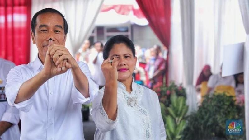 Hasil Sementara Rekapitulasi C1, Jokowi Hanya Menang di 9 Provinsi