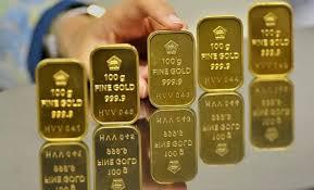 Harga Emas Naik Rp 25 ribu per gram