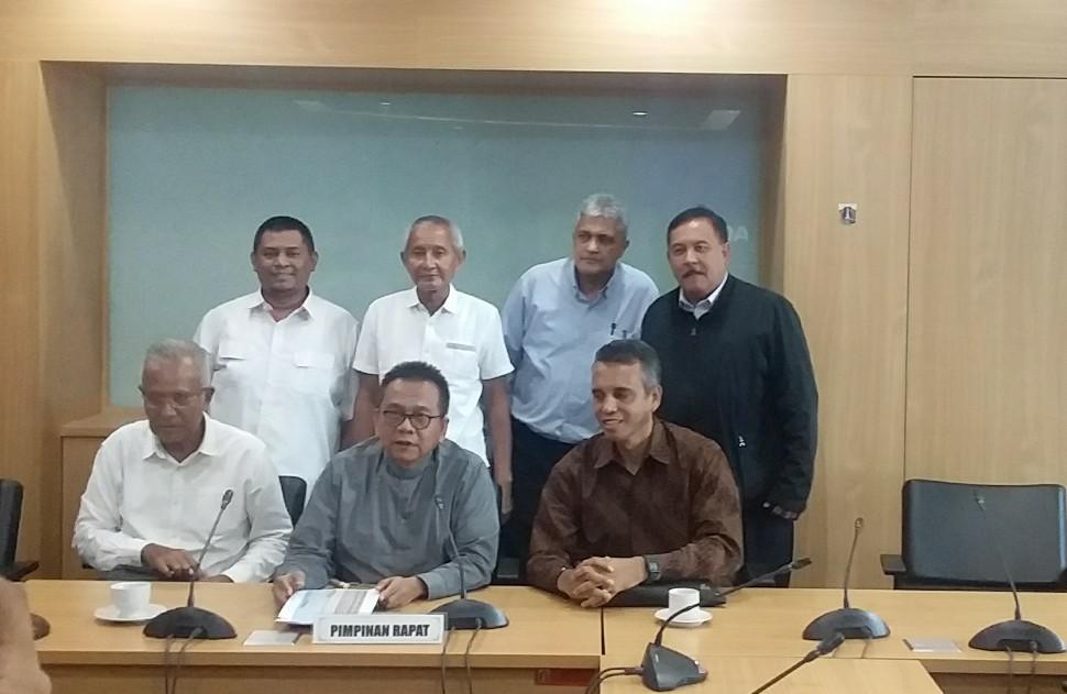Ketua PBVSI DKI Dorong Pembangunan Lapangan Bola Voli Standar Internasional di Ibukota