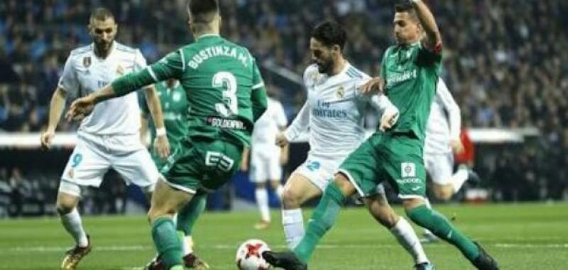 Leganes Singkirkan Real Madrid dari Copa del Rey