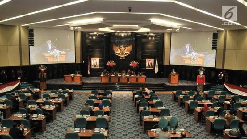 DPRD DKI Belum Punya Payung Hukum Untuk Pemilihan Wagub Pengganti Sandi