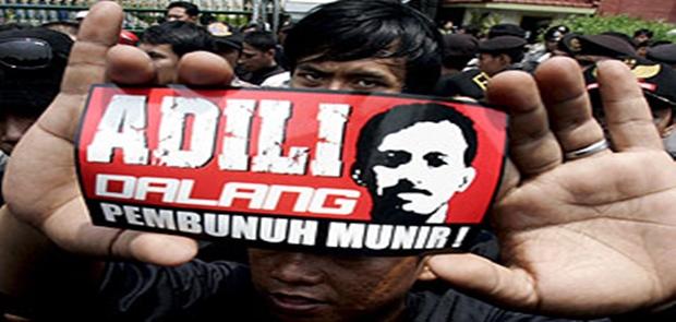 Mantan Anggota TPF Munir Kecewa Terhadap Presiden Jokowi