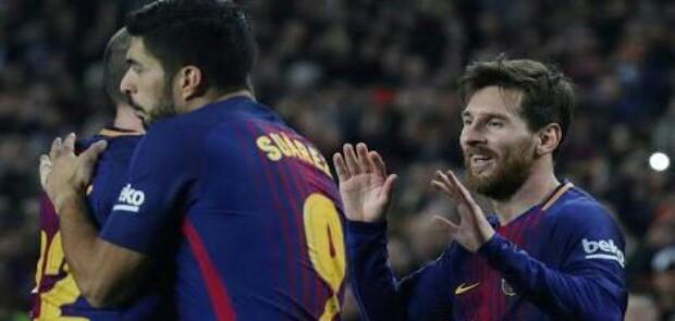 Balas Espanyol, Barcelona Melaju ke Semifinal Copa del Rey