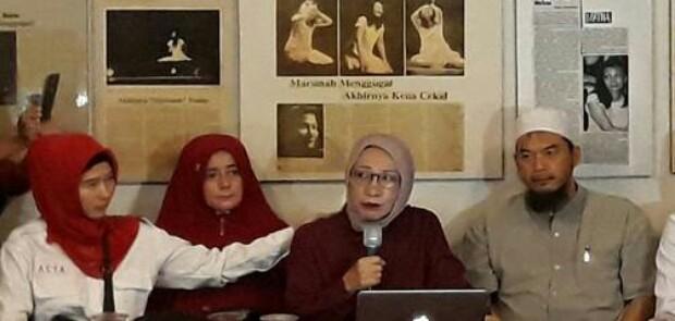 Aktivis Curiga Ada Sesuatu di Balik Hoaks Yang Diciptakan Ratna Sarumpaet