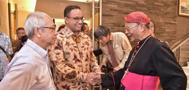Anies-Sandi Didesak Segera Ganti Pejabat yang Diangkat Jokowi, Ahok dan Djarot