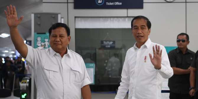 Bahas Sikap Setelah Ketemu Jokowi, Prabowo Kumpulkan Elit Gerindra