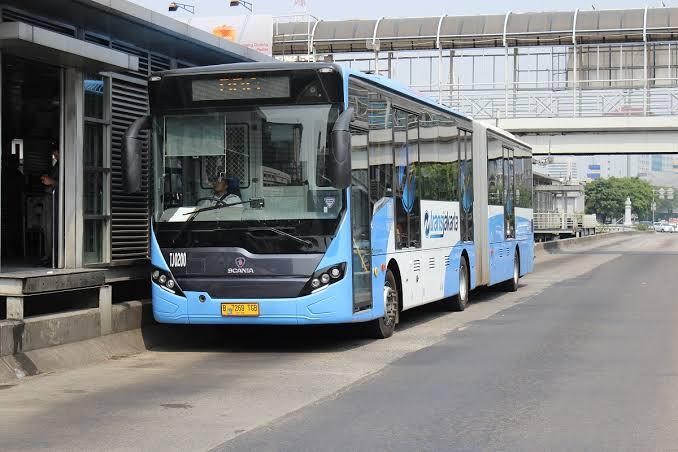 Rute Baru Tanah Abang-Blok M, Tranjakarta : Solusi Bagi Pengguna Angkutan Umum