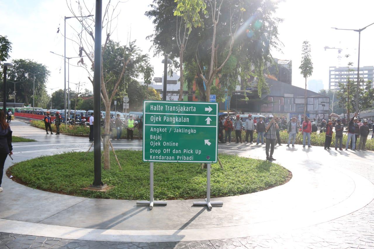 Horeee, Stasiun Di Jakarta Mulai Terintegrasi