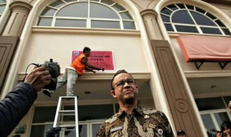 PTSP Terbitkan IMB untuk Bangunan di Pulau C dan D