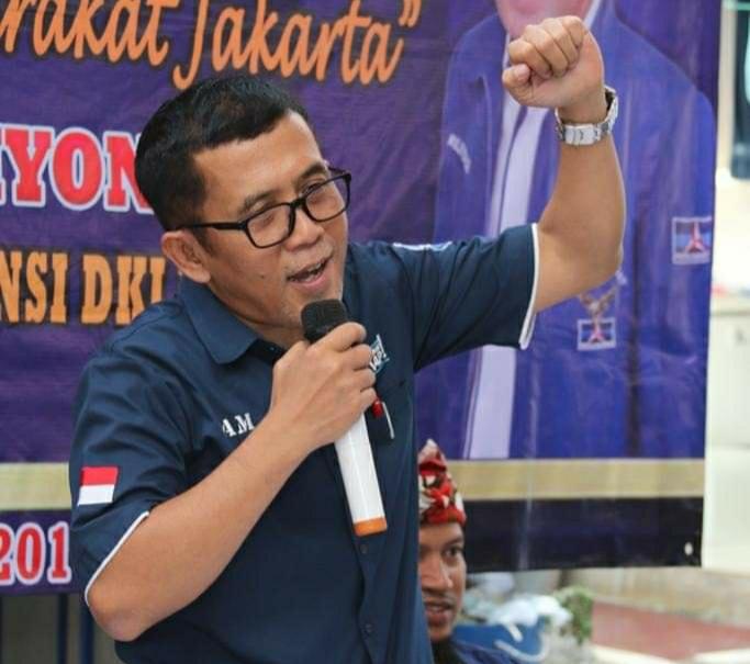 Anies Pinjam Uang Ke BUMN, Mujiyono: Dana Cadangan Daerah Kemana?