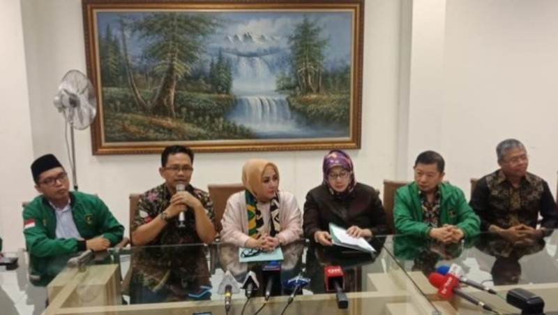 Romahurmuziy Diberhentikan dari Jabatan Ketua Umum PPP