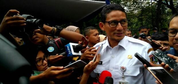 40 Masjid di Jakarta Dituding Sebarkan Paham Radikal, Sandi: Datanya dari Puteri Gus Dur