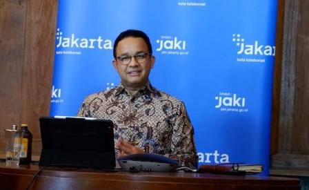 Separuh Penduduk Jakarta Terdeteksi Memiliki Antibodi COVID-19