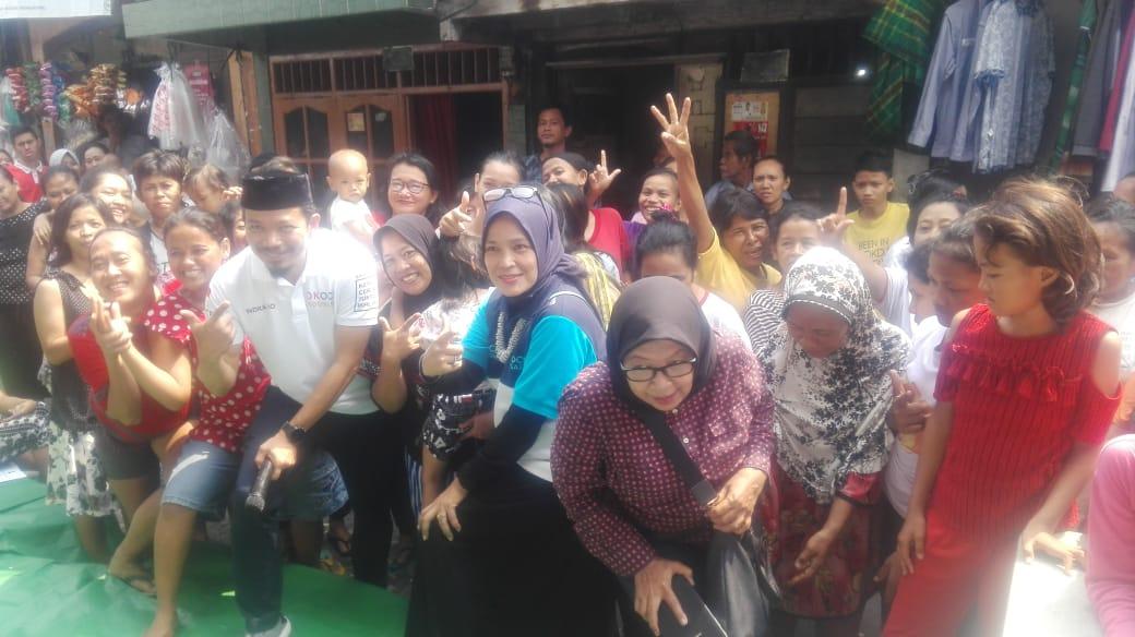 Pelatihan Kewirausahaan OK OCE Prasasti di Tambora Diminati Warga