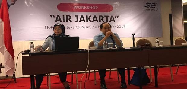 Maret 2018 Restrukturisasi PKS PAM Jaya dengan Palyja dan Aetra Rampung