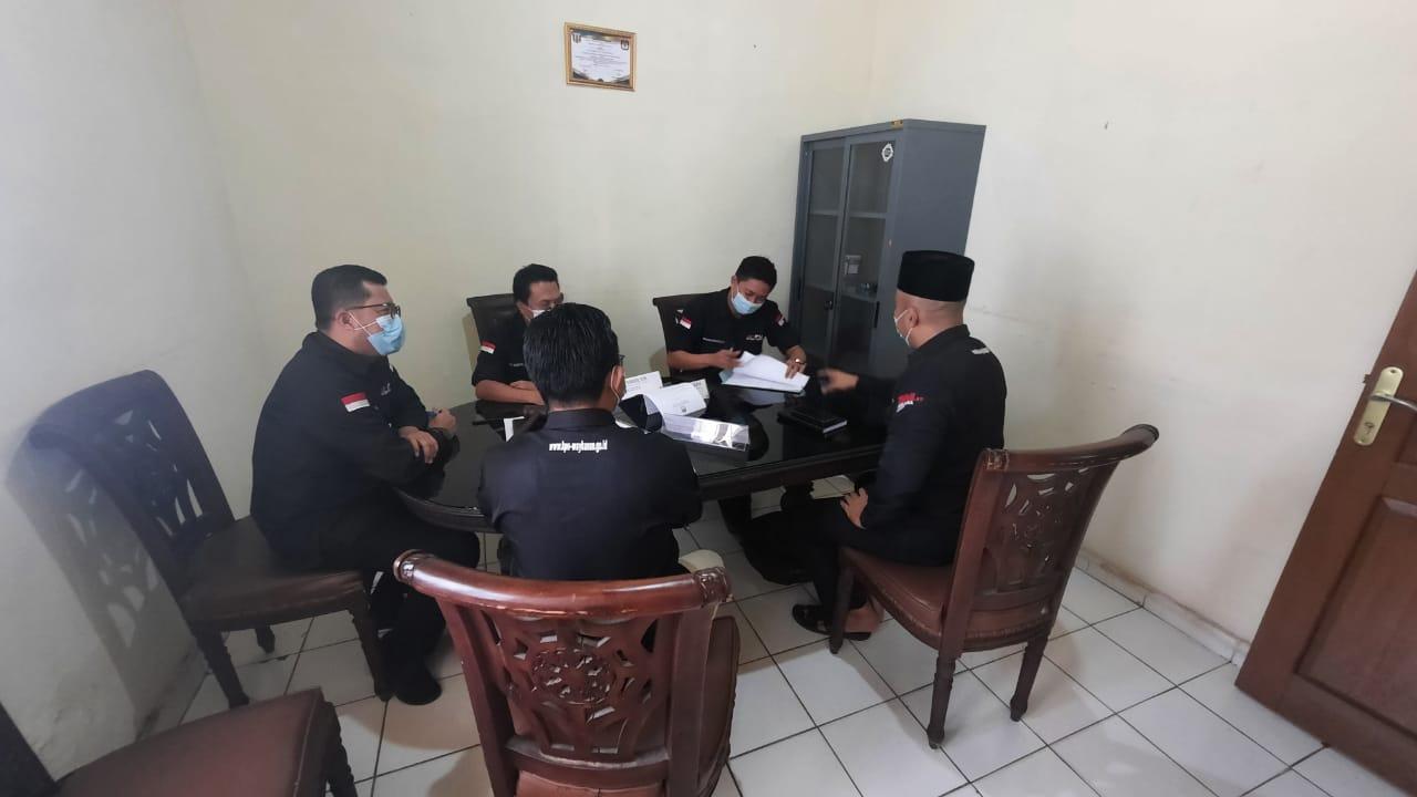 KPU Tetapkan Dua Paslon Bupati dan Wakil Bupati