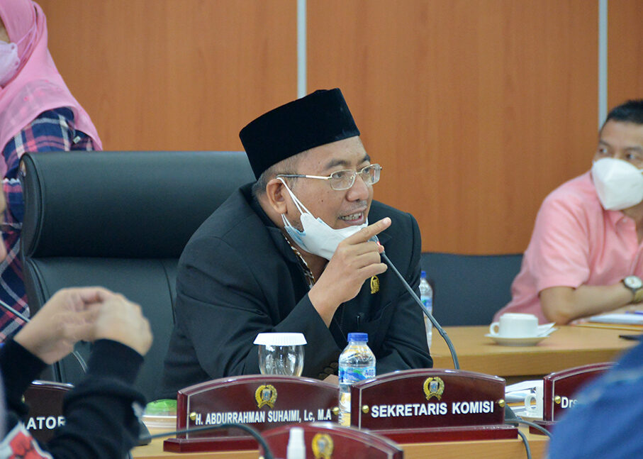 Data ASN di Lingkungan Pemprov DKI Jakarta Perlu Dimutakhirkan