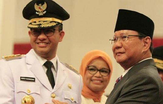 Ini Pesan Menteri Pertahanan Untuk Kota Jakarta