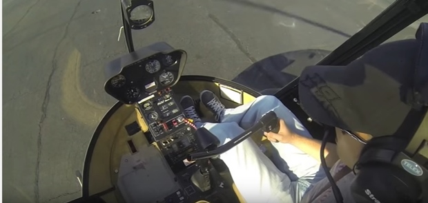 Terlambat Sekolah, Murid Naik Helikopter Dikritik Netizen